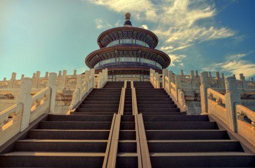 Дверные Боги Китая