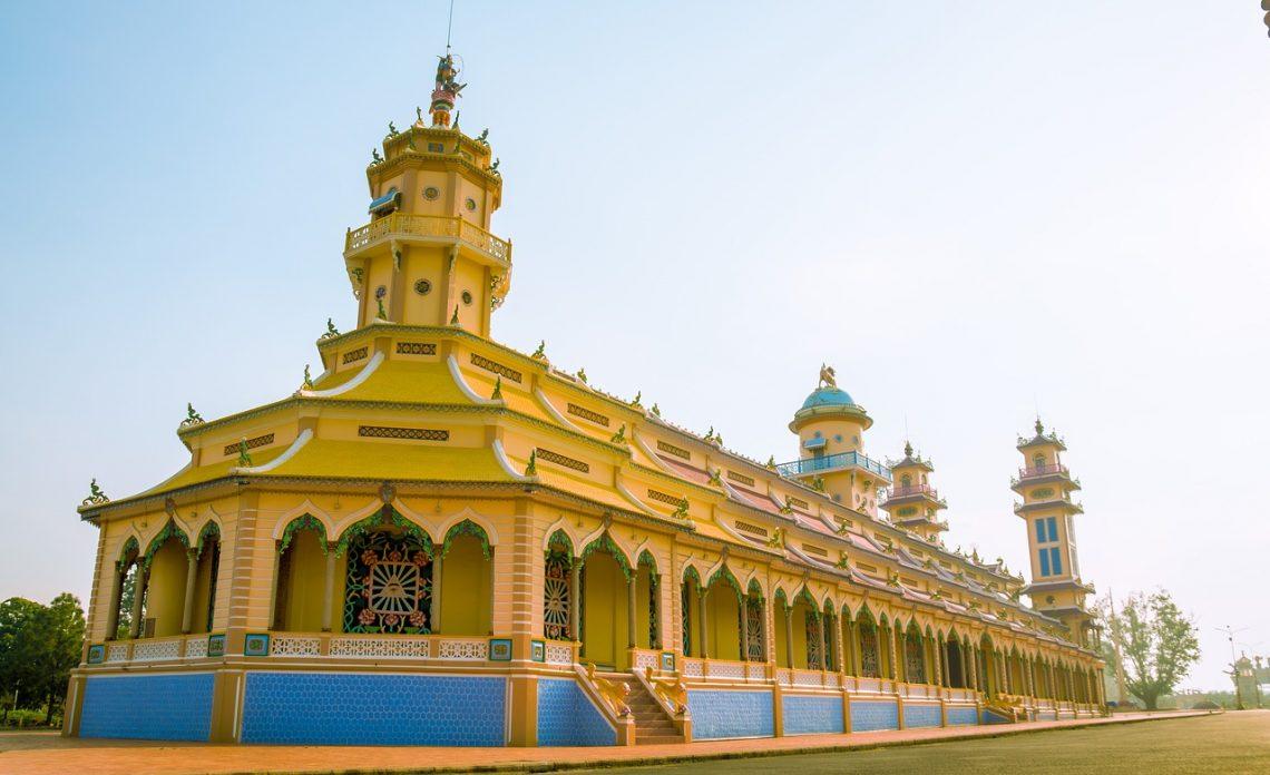 Великий Храм Као Дай