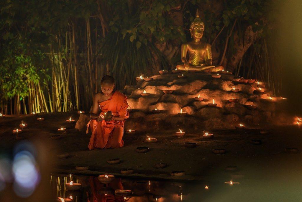 Буддизм. Отражения в зеркале сознания
