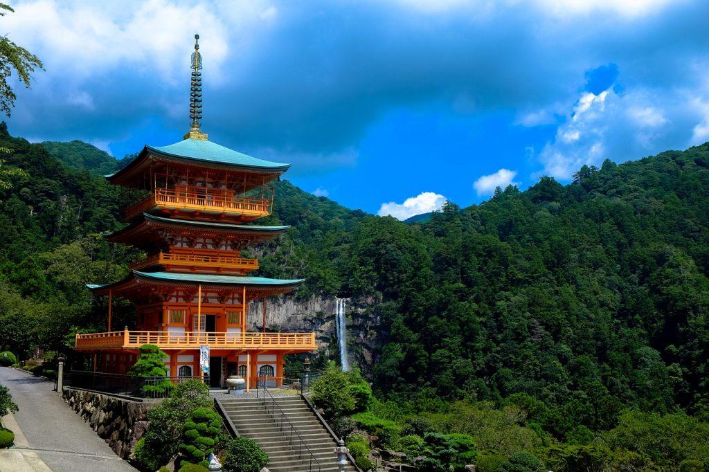 Буддийские Синтоистские святыни