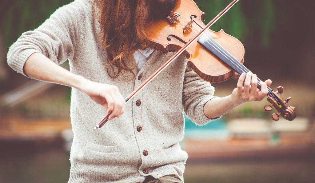 Музыка фэн-шуй скрипка