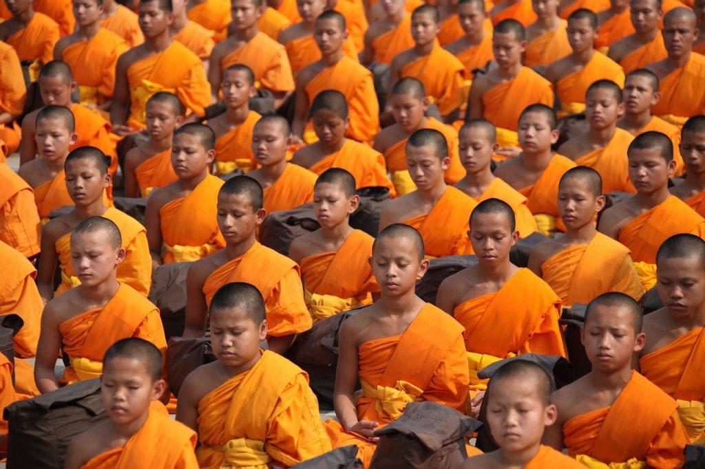 Основные религии Таиланда